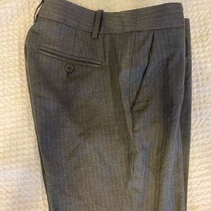 J Crew Wool Ankle Pants